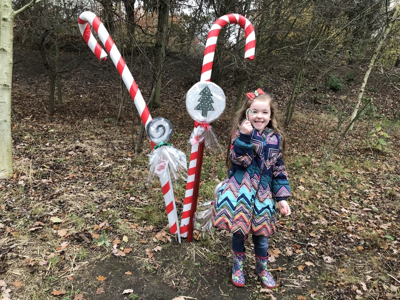 Candy Canes An Elf's Wish at Nevendon Manor