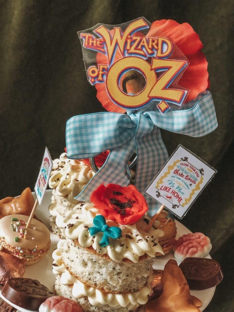 Wizard of Oz Afternoon tea