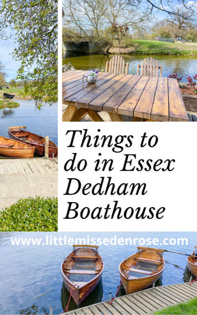 Things to do in Essex, Boat Hire in Dedham